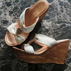 Shoes - Wedge sandles